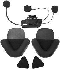Cardo Systems Scala Rider Q1/Q3/QZ Half Helmet Audio Kit SRAK0024 21-0117