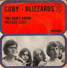 CUBY + BLIZZARDS richard cory 60S mod BEAT garage HEAR!