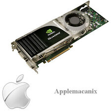 Apple Mac Pro nVidia Quadro FX 5600 1.5GB Dual DVI Video Graphics Card 661-4461