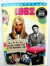 24032 1962 DVD CARD DVDCARD BIRTHDAY GREETING HISTORY