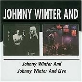 Johnny Winter - And/Live And (Live Recording, 2011)