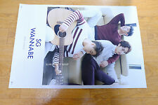 SG Wannabe Mini Album - The Voice *Official POSTER* KPOP
