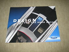 2006 Ford Shelby GT500, Edge, Reflex Concept, F-250 Concep USA Prospekt Brochure