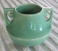 """1935-1940 Stangl Pottery Silver Green 3"""" Vase #2019"""