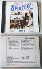 THE SPIRIT OF THE 60s 1964 .. 24 Tracks 1990 Time Life CD TOP
