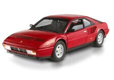 FERRARI 3.2 MONDIAL RED 1/18 DIE CAST BY HOT WHEELS ELITE P9889