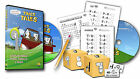 Times Tales DVD Animated Version (2015) Multiplication ++ CD PDF Printables