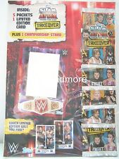 Slam Attax Takeover Multipack inklusive Limited Card