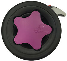 QUINNY FRONT COMPLETE WHEEL FOR QUINNY ZAPP / ZAPP XTRA BLACK PURPLE LIMITED