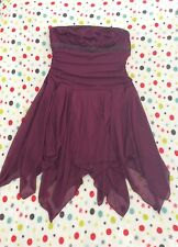 TORRID Handkerchief Skirt Dress PLUS SIZE 18 Perfect for the Holidays!!