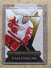 10-11 Panini Pinnacle Pantheon #1 PAVEL DATSYUK 1:CASE