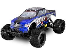 REDCAT RACING RAMPAGE XT 1:5 scale 4x4 RC Gas Monster Truck, 2.4Ghz Radio, RTR