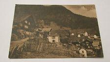 CPA Suisse. Village d'Altanca 1392 m.