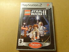 PS2 GAME / LEGO - STAR WARS 2 (PLAYSTATION 2)