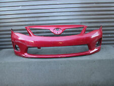 2011 2012 2013 TOYOTA COROLLA S FRONT BUMPER COVER OEM # 88