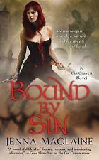 Bound By Sin - A Cin Craven Novel by Jenna Maclaine PB new