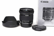 Canon EF-S 10-18 mm F/4.5-5.6 EF-S IS STM