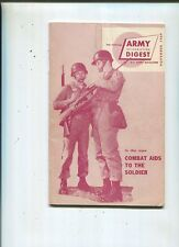 Army Information Digest 1959 Combat Aids To The Soldier     MBX85