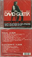 RARE / EDITION 2 CD - DAVID GUETTA : NOTHING BUT THE BEAT ( NEUF EMBALLE )
