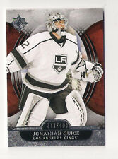 13/14 ULTIMATE KINGS JONATHAN QUICK BASE CARD #43 (#373/499)