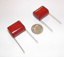 2.2uf / 2.2mfd / 220nf / 220000pf - 400V Metalized Film Capacitor -QTY: 2