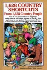 1628 Country Shortcuts From Count, , Good Book