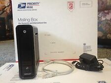 SBG6580 Motorola Docsis 3.0 Cable Modem and Wifi N Router! For Comcast and TWC!