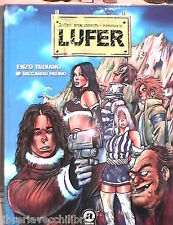 LUFER Enzo Troiano e Riccardo Bruno Albatros 2006 Fumetti Narrativa per ragazzi
