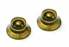 ORO Bell Knob Set-RELIC ® - fits to Les Paul ® and similar Guitars