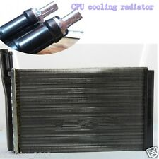 Promotion Aluminum computer radiator water cooling cooler for CPU heatsink