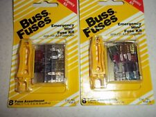 2 ATM BUSS FUSE KITS WITH ATM 2,5,7 1/2,10,15,20,25,30  km-9