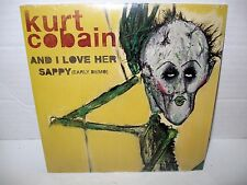 "KURT COBAIN and i love her / sappy 7""VINYL SINGLE ume BLACK FRIDAY 2015 limited!"