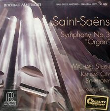 * REFERENCE RECORDINGS - RM-1514 - SAINT-SÄENS - ORGAN SYMPHONY - STERN - LP *