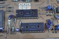 2x TDA1540  14-bit DAC Genuine TDA1540P (Dual)