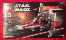 New Sealed LEGO Star Wars V-Wing Fighter 6205 Clone Pilot Minifig Retired 2006