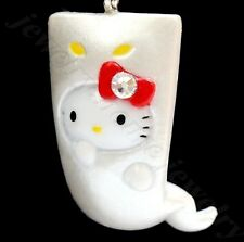 Hello Kitty X Kitaro Swarovski Elements Crystals Japan Limited Pendant Charm