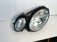 07 08 09 MERCEDES BENZ W211 E CLASS LH DRIVER XENON PARTS HEADLIGHT OEM Z155