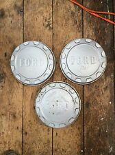 """Ford 61 - 64 F100 Bottle Cap Hubcaps. 9 1/2"""""""