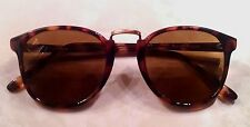 VTG Bausch & Lomb Ray Ban Traditionals Tortoiseshell Sunglasses CR-39 Brown Lens