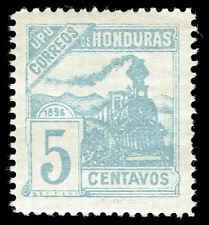 Scott # 105 - 1898 - ' Railroad Train '