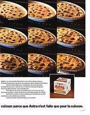 PUBLICITE  1974   ASTRA  margarine extra fondante
