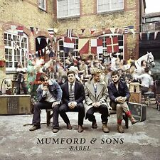 MUMFORD & SONS ~ BABEL ~ 180grm HIGH QUALITY VINYL LP ~ *NEW AND SEALED*