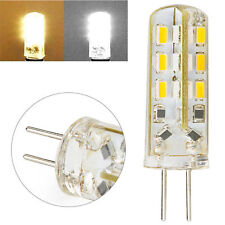 10pcs G4 1.5W LED 3014SMD Spot Light Lamp Bulb Energy Saving  Bulbs DC12 Volt