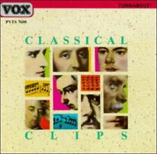 Schub, Andre-Michel, Baker, Juli, Classical Clips, Excellent