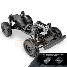 MST CFX 1:10 4WD Front Motor Crawler Kit ESC Motor EP RC Cars Off Road #532149