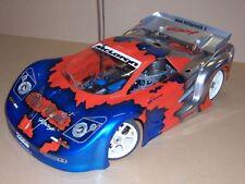1/8 Mclaren 2 1.5mm Ofna Hyper GTP2E Serpent Traxxas Rally 0122/1.5