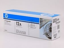 ORIGINAL HP Laserjet Toner Q2612A HP LJ1010 CARTR BLACK 2000pages