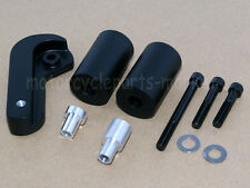2006-2008 2007 Suzuki GSXR 600 750 BLACK FRAME SLIDERS Crash Protector