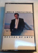 BRUCE SPRINGSTEEN Tape Cassette TUNNEL OF LOVE 1987Cbs Records Canada COCT-40999