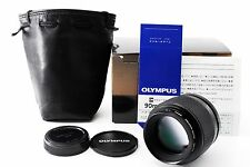 Olympus zuiko auto macro 90mm F/2 OM system Boxed Exc+++! w/case from Japan #282